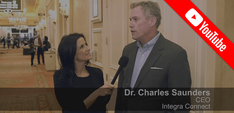 Integra Connect's Charles Saunders @HIMSS18 | WTF Health